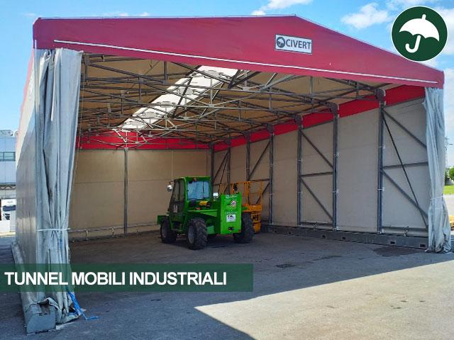 capannone mobile industriale ferrero