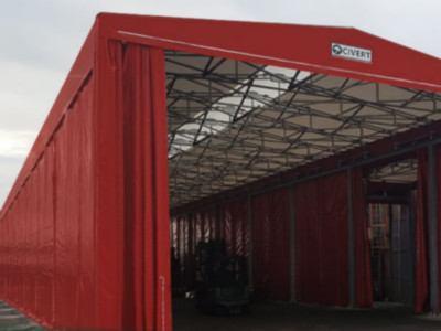 Un tunnel mobile Civert