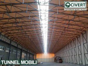 Sistema Ultravision per la massima luminosità nei capannoni