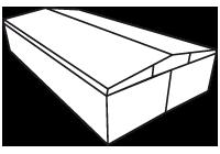 disegno capannone Civert