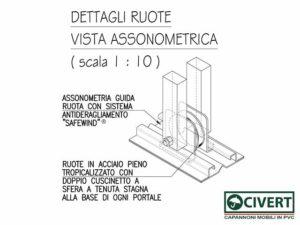 Safewind: il brevetto per la resistenza al vento delle tensostrutture in PVC