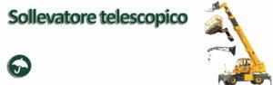 Sollevatore telescopio