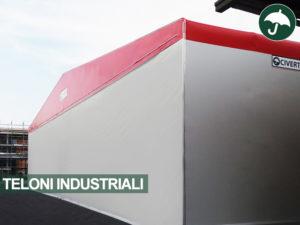 Telone industriale mobile modello Biside Civert