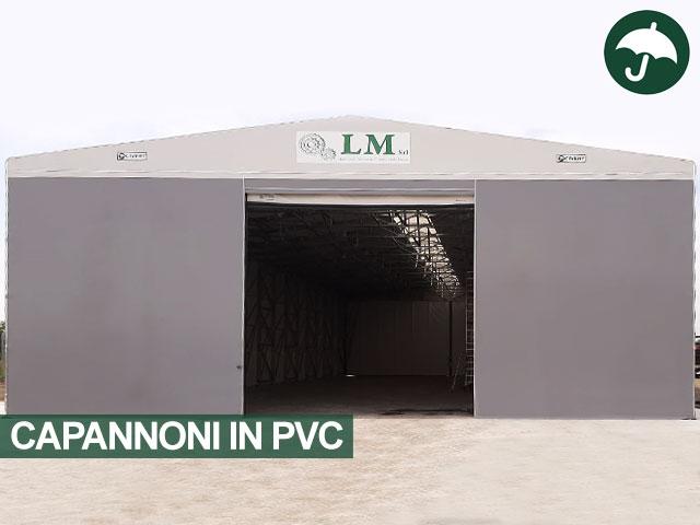 capannone pvc