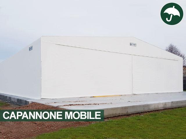 Capannone mobile Civert