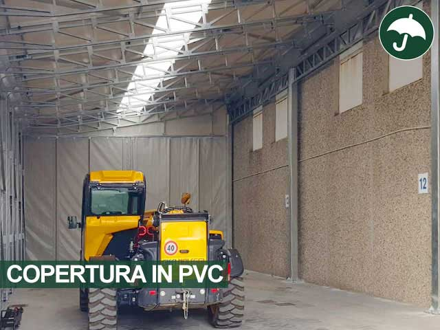 interno tunnel pvc sdm