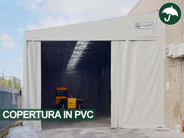 Tunnel pvc sdm