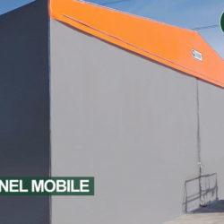 Tunnel mobile Civert