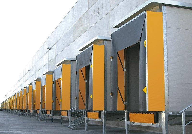 Sistemi per punti di carico scarico su banchine