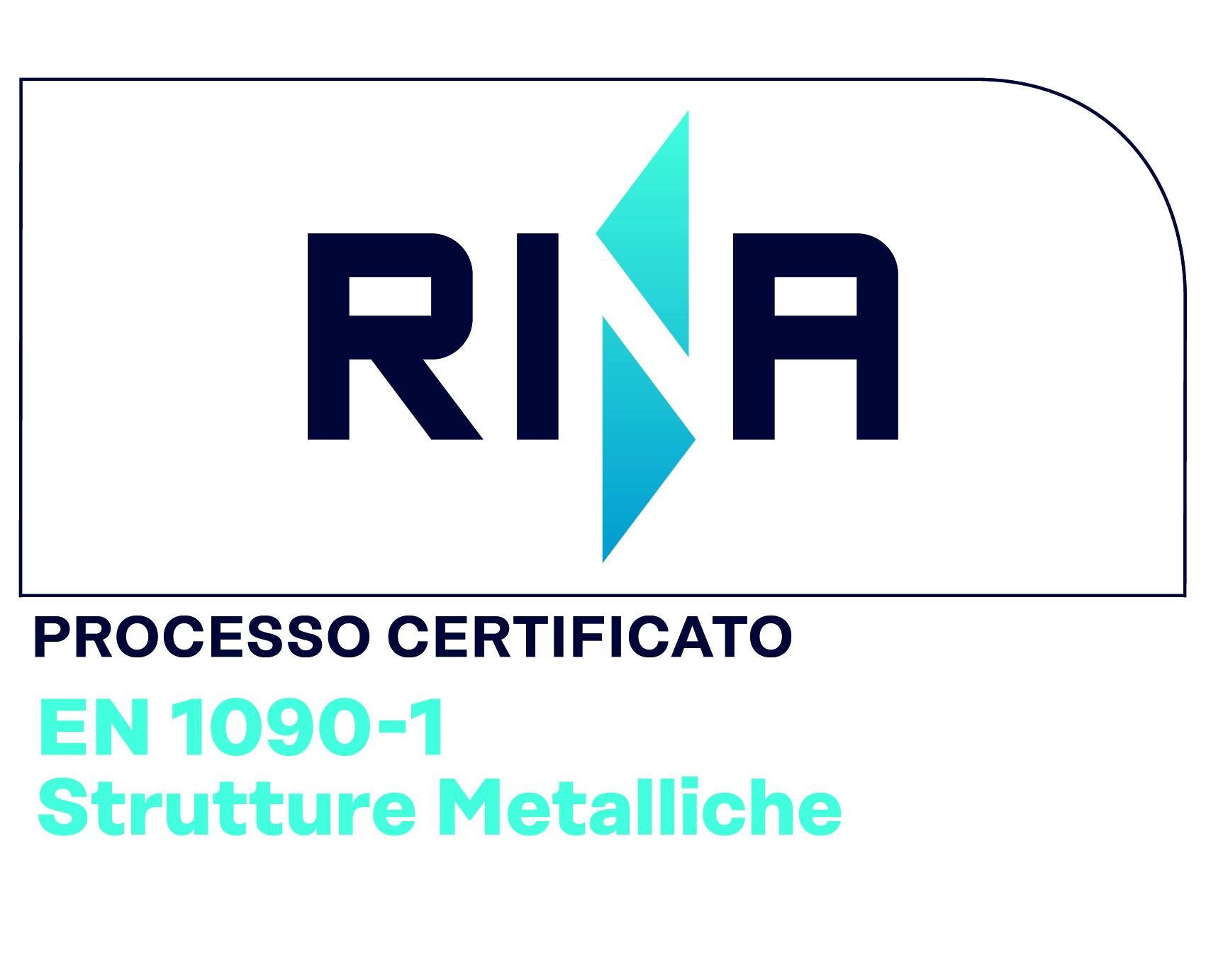 Certificazione EN 1090-1